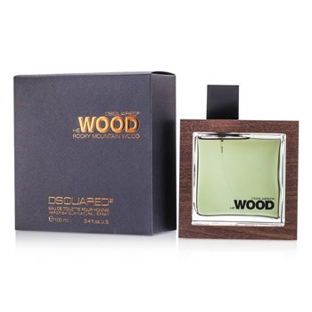 Dsquared2He Wood Rocky Mountain Wood Eau De Toilette Spray 100ml/3.4oz