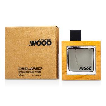 Dsquared2He Wood Eau De Toilette Spray 50ml/1.7oz