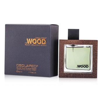 Dsquared2 He Wood Rocky Mountain Wood Agua de Colonia Vap  50ml/1.7oz