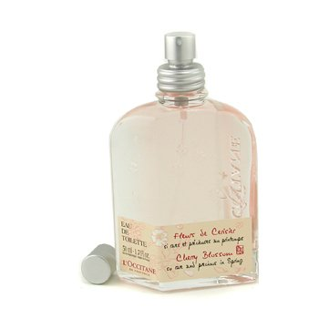 L'Occitane Cherry Blossom Eau De Toilette Spray  50ml/1.7oz