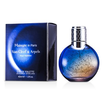 Van Cleef & Arpels Midnight In Paris Eau De Toilette Spray 40ml/1.3oz