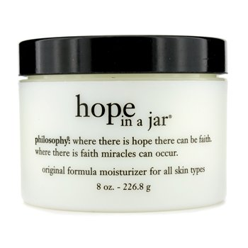 Philosophy Hope In a Jar Moisturizer (All Skin Types)  226.8g/8oz