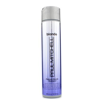 Paul MitchellPlatinum Blonde Champ� ( Cabello Rubio Claro, Gris o Blanco )   300ml/10.14oz