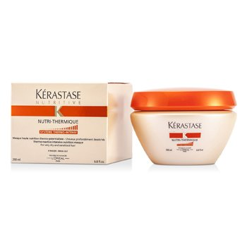 KerastaseNutritive Nutri-Thermique Thermo-Reactive Intensive Nutrition Masque (For Very Dry and Sensitised Hair) 200ml/6.8oz