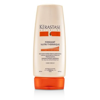 KerastaseNutritive Fondant Nutri-Thermique Thermo-Reactive Intensive Nutrition Conditioner (For Very Dry and Sensitised Hair) 200ml/6.8oz
