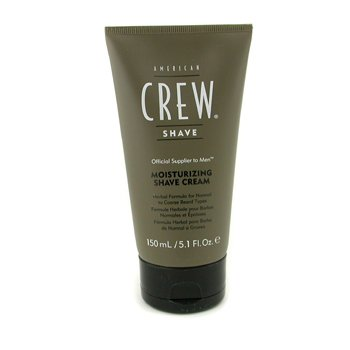 American Crew Moisturizing Shave Cream 150ml/5.1oz men s skin