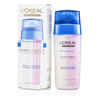 L'OrealDermo-Expertise White Perfect Radiance Boosting Double Essence 30ml/1oz