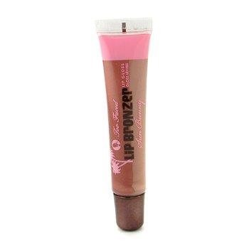 Too Faced Lip Bronzing Lip Gloss - Sun Bunny 15ml/0.5oz