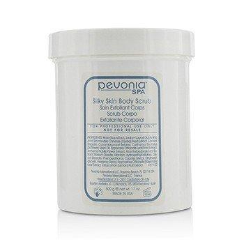 Pevonia BotanicaSilky Skin Body Scrub (Salon Size) 500ml/17oz