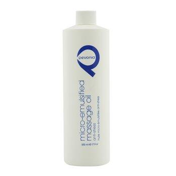 Pevonia BotanicaMicro-Emulsified Anti-Stress Massage Oil (Salon Size) 500ml/17oz