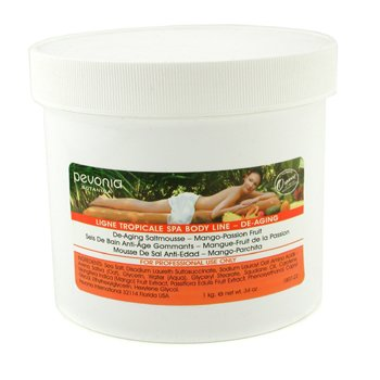 Pevonia BotanicaDe-Aging Saltmousse - Mango-Passion Fruit (Salon Size) 1kg/34oz