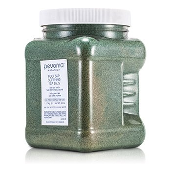 Pevonia BotanicaFoot Bath Softening Sea Salts (Salon Size) 1.17kg/40oz