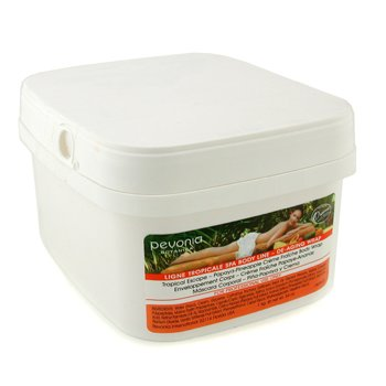 Pevonia BotanicaTropical Oasis - Mango Passion Fruit Yogurt Envoltorio Corporal ( Tama�o Sal�n ) 1kg/34oz
