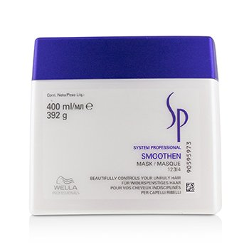WellaSP Smoothen Mask (For Unruly Hair) 400ml/13.33oz