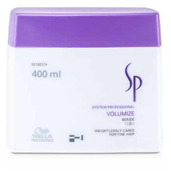 WellaSP Volumize Mascarilla ( Para Cabello Fino ) 400ml/13.33oz