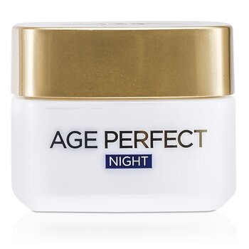 L'OrealCreme noturno Dermo-Data  de validade ertise Age Perfect Reinforcing Rich  50ml/1.7oz