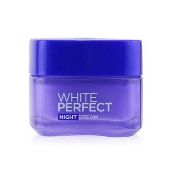 L'OrealDermo-Expertise White Perfect Soothing Cream Night 50ml/1.7oz