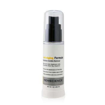Anti-Aging Formula Skincare Cream