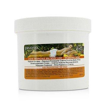 Pevonia BotanicaTropical Escape Papaya-Pineapple Creme Fraiche Wrap1kg/34oz