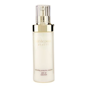 Cle De Peau Refreshing Protective Emulsion SPF 20  125ml/4.2oz
