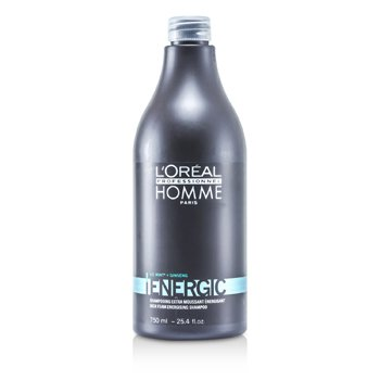 L'OrealProfessionnel Homme Energic sampon 750ml/25.4oz