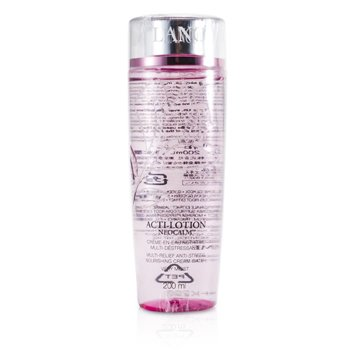 Lanc�meCreme Multi-Relief Anti-Stress Nourishing Cream-Water (Very Moist) 200ml/6.7oz