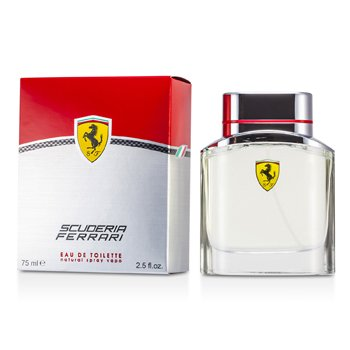 FerrariFerrari Scuderia Eau De Toilette Spray 75ml/2.5oz