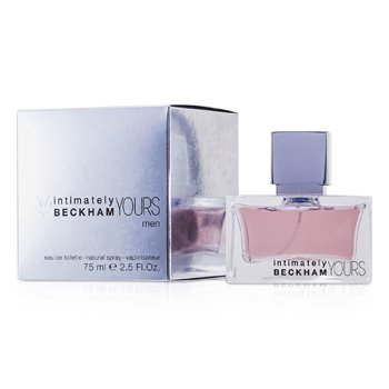 David BeckhamIntimately Yours Men Eau De Toilette Spray 75ml/2.5oz
