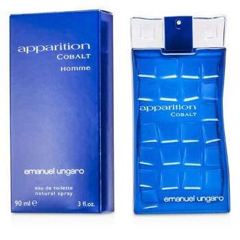 Ungaro Apparition Homme Cobalt Eau De Toilette Spray 90ml/3oz