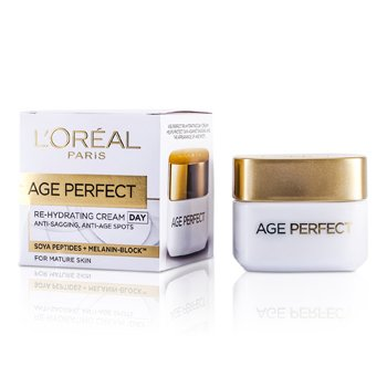 L'OrealDermo-Expertise Age Perfect Reinforcing Rehydrating Day Cream (For Mature Skin) 50ml/1.7oz