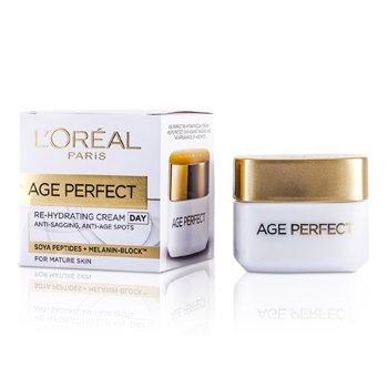 L'Oreal������ҧ�ѹ����ѧ�ҹ���������������������� Dermo-Expertise Age Perfect ( ����Ѻ����٧��� ) 50ml/1.7oz