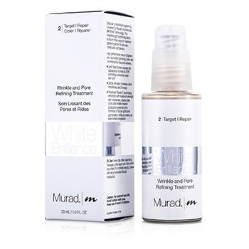 Murad White Brillance Wrinkle & Pore Refining Treatment  30ml/1oz