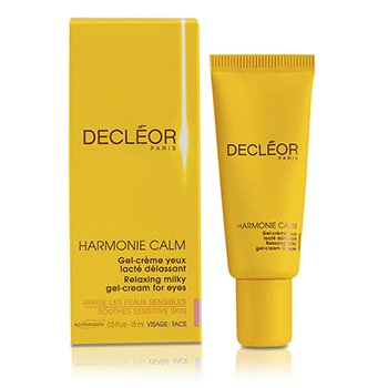 DecleorHarmonie Calm Relaxing Milky Gel-Cream For Eyes 15ml/0.5oz