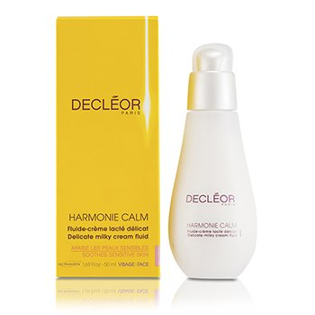 DecleorHarmonie Calm Delicate Milky Cream Fluid - Sensitive Skin 50ml/1.69oz