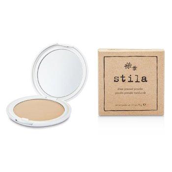 Stila Sheer Pressed Powder - # 07 Deep  9g/0.31oz