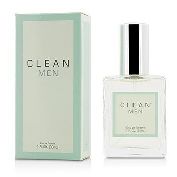 CleanClean Men Agua de Colonia Vaporizador 30ml/1oz