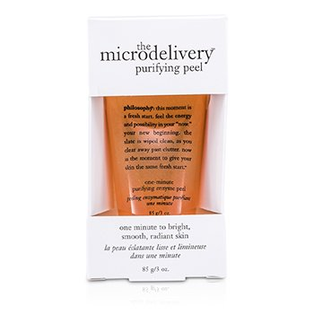 PhilosophyThe Microdelivery One-Minute Purifying Enzyme Peel 85g/3oz