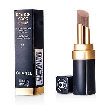 Chanel Son B�ng S�ng Dưỡng Ẩm Mịn M�i Rouge Coco - # 54 Boy  3g/0.1oz