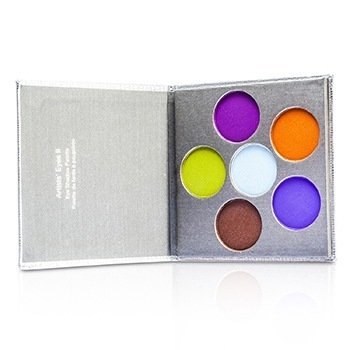 Jane IredaleArtists' Eyes II Eye Shadow Palette (6x Eyeshadow 2.8g) 16.8g/0.6oz