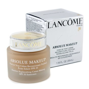 Lancome Absolute Replenishing Cream Makeup SPF 20 - # Absolute Almond 20 W (US Version/ Box Slightly Damaged)  35ml/1.18oz