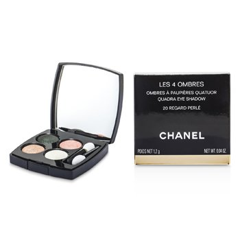 ChanelEstojo de sombra Les 4 Ombres Quadra Eye Shadow1.2g/0.04oz