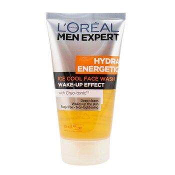 L'Oreal Men Expert Hydra Energetic Foaming Cleansing Gel 150ml/5oz