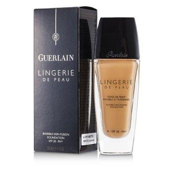 Guerlain Lingerie de Peau Invisible Base de Maquillaje Fusi�n Piel  SPF 20 PA+ - # 03 Beige Naturel  30ml/1oz