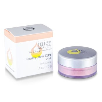 Glowing Cheek Color Powder - Organic Pink