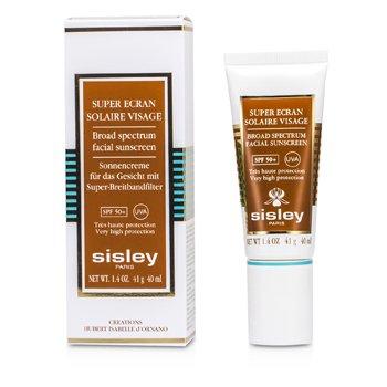 SisleyBroad Spectrum Facial Sunscreen SPF 50+ 40ml/1.4oz