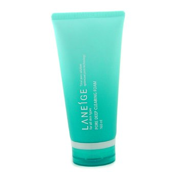 Laneige Espuma de limpeza Pore Deep Clearing   160ml/5oz