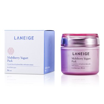 Laneige Multiberry Yogurt Repair Pack  80ml/2.6oz