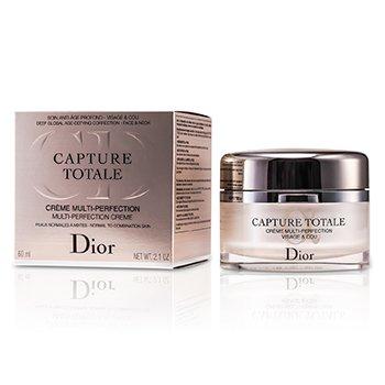 Christian Dior Capture Totale Crema Multi-Perfection (Piel Normal y Mixta)  60ml/2.1oz