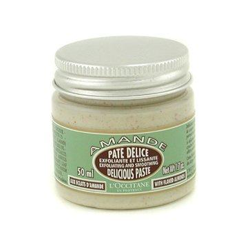 L'Occitane Almond Ekspoliasi & Penghalus Delicious Paste ( Ukuran Bepergian )  50ml/1.7oz