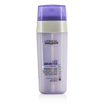 L'Oreal Professionnel Expert Serie - Liss Unlimited SOS up to 4 days Smoothing Double Serum (For Rebellious Hair)  30ml/1.02oz